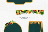 01-Combinations—The-Foodie-Kit-Food-Kitchen-Illustrations-Lisas-Balcony